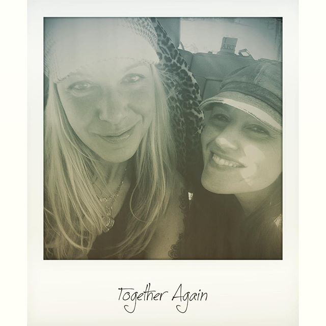 @racheltaylormusic ... Makin music together this weekend in New York:)...#todayisthegreatestdayiveeverknown #friendship#music#thankful.....
