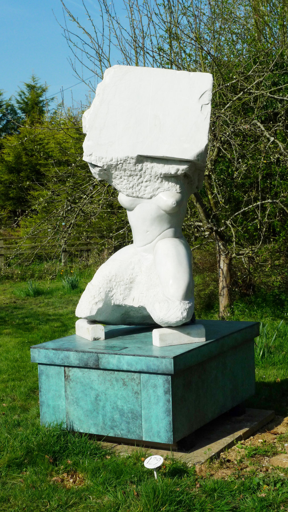 My Lady at the Cotswold Sculpture Park until September 30th 2019