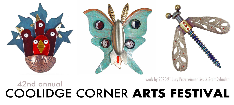 2021 Cooolidge Corner Arts Festival
