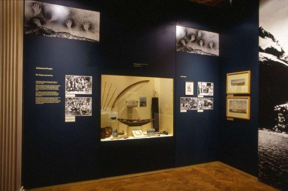 Patagonia Exhibition, Argentine Ambassador's Residence, 1996