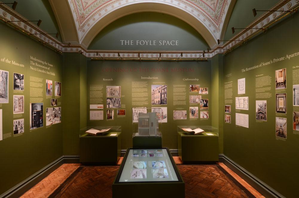 Sir John Soane's Museum, 2016
