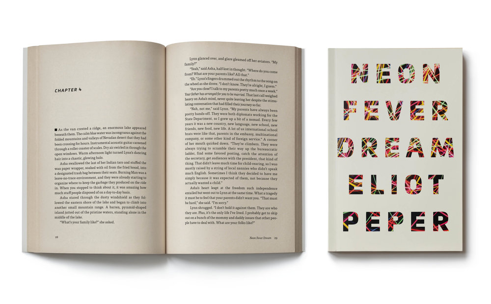 Self-published Book Design