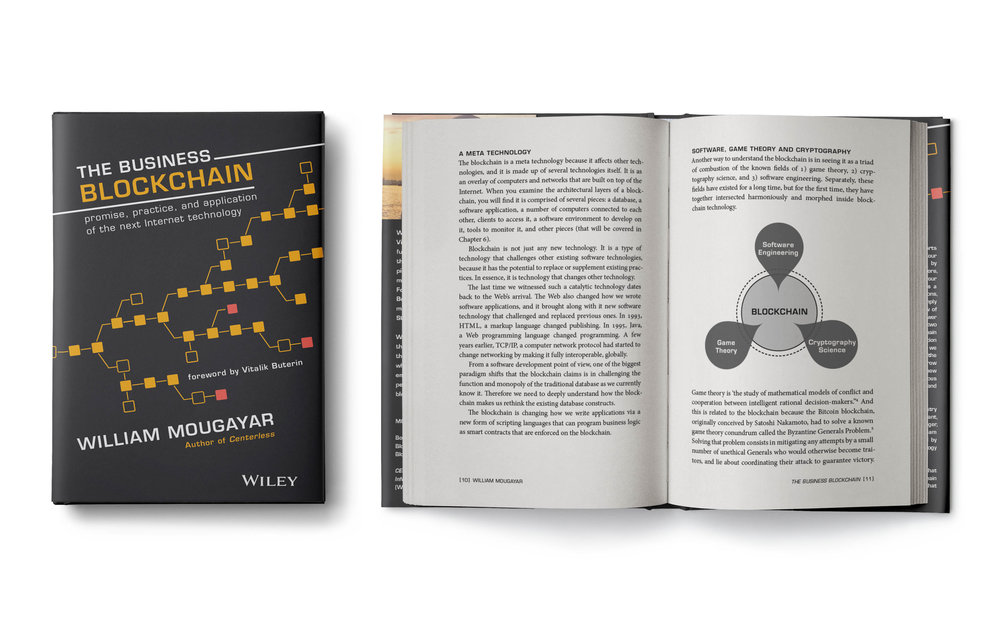 Business Book Design