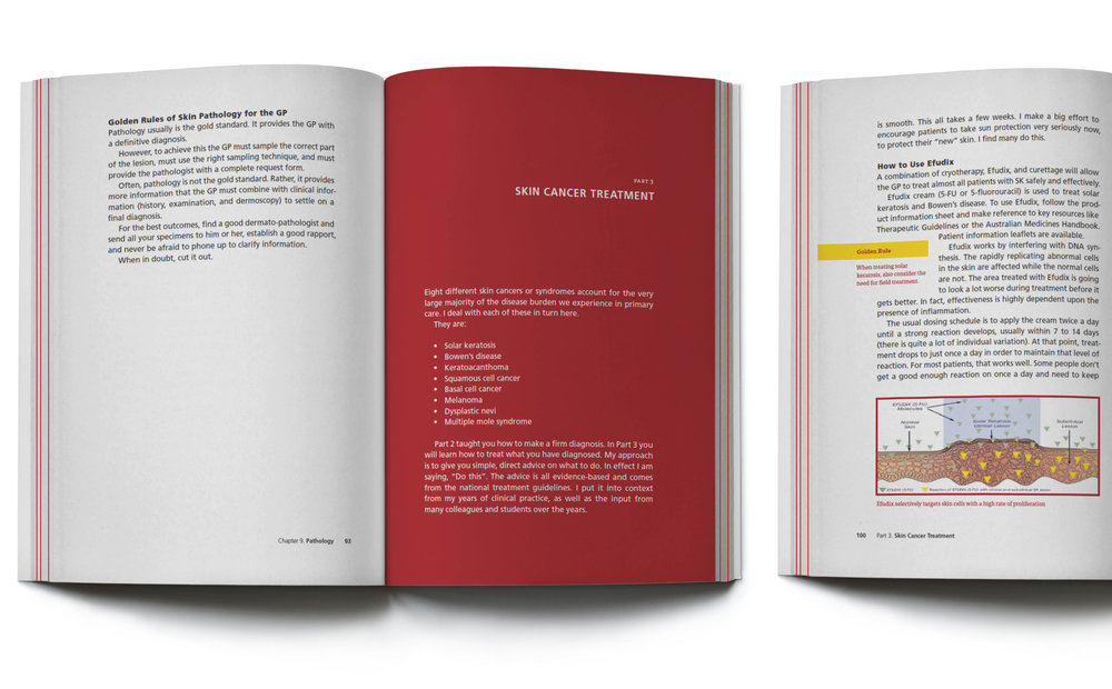Medical Textbook Design