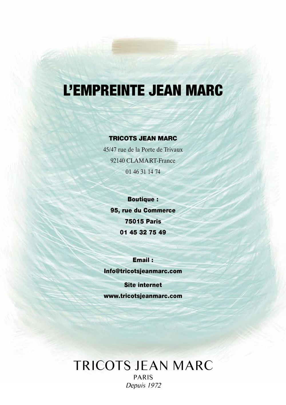 Tricot Jean-Marc