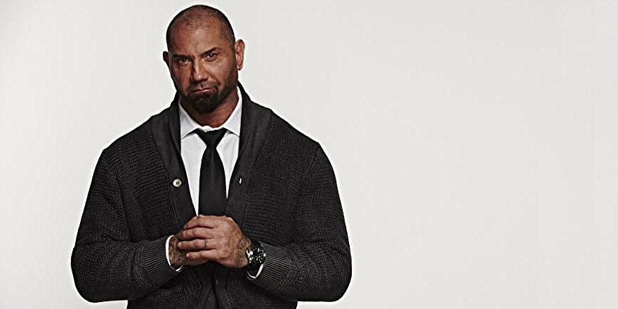 David Bautista as Mr. Hinx