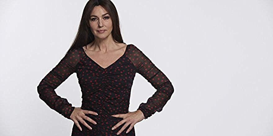 Monica Bellucci as Lucia Sciarra