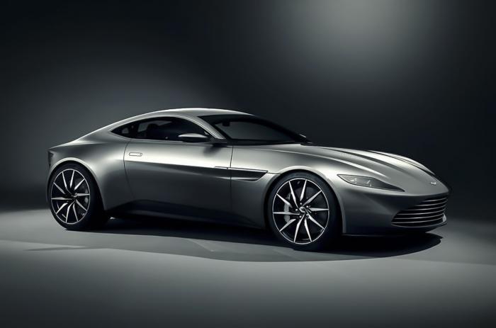 The Aston Martin DB 10. Perfection.