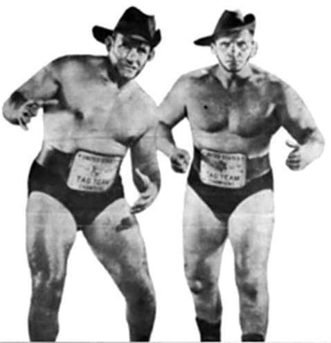 Al Costello and Roy Heffernan, The Fabulous Kangaroos