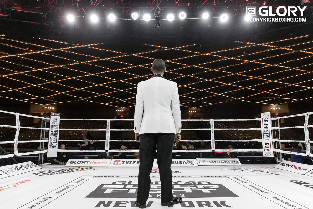 Glory 48 from the Theater at Madison Square Garden