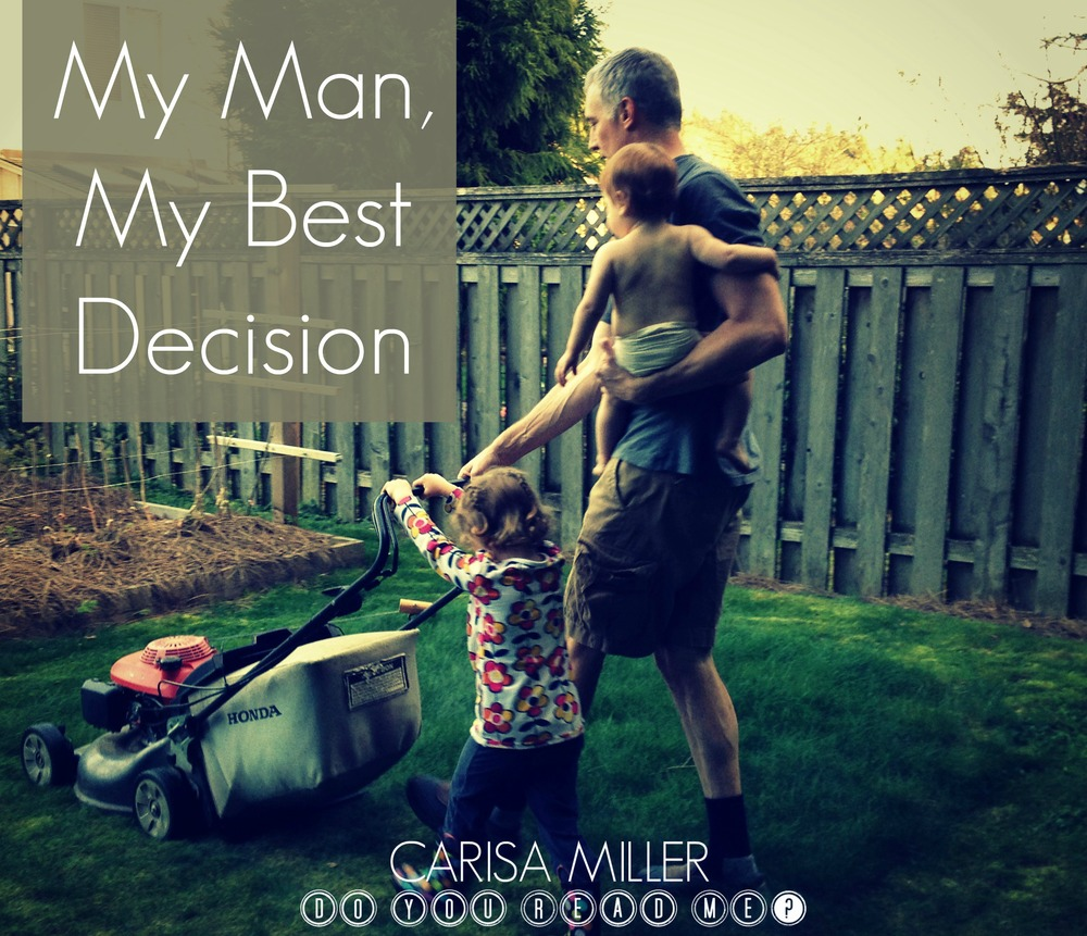 My Man by Carisa Miller