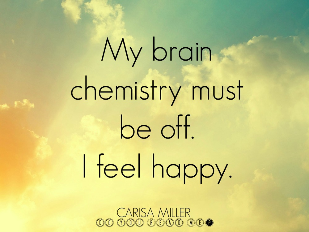 Brain Chemistry by Carisa Miller