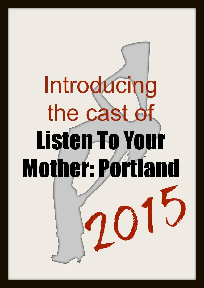 2015 LTYM:Portland Cast