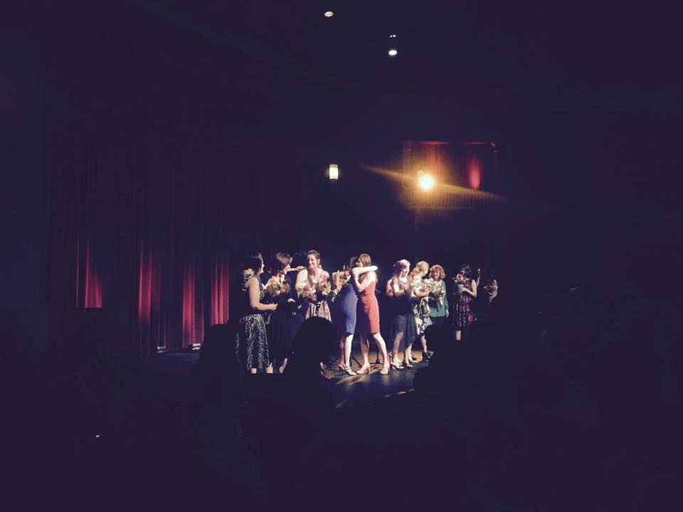 Show End Embracing LTYM:Portland 2015