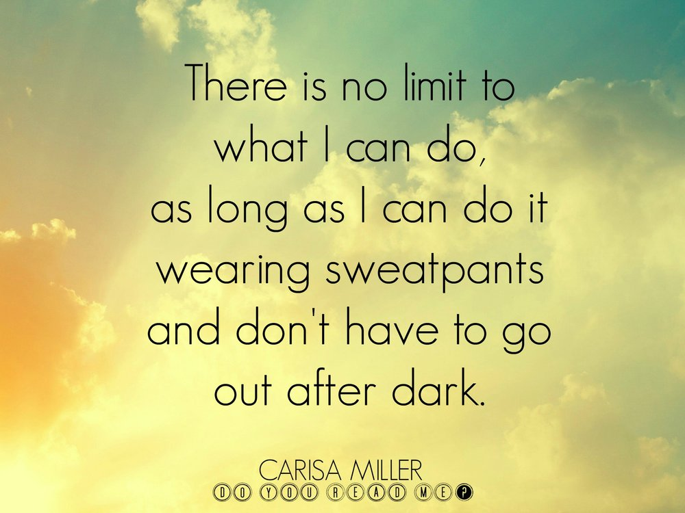 Limitless by Carisa Miller