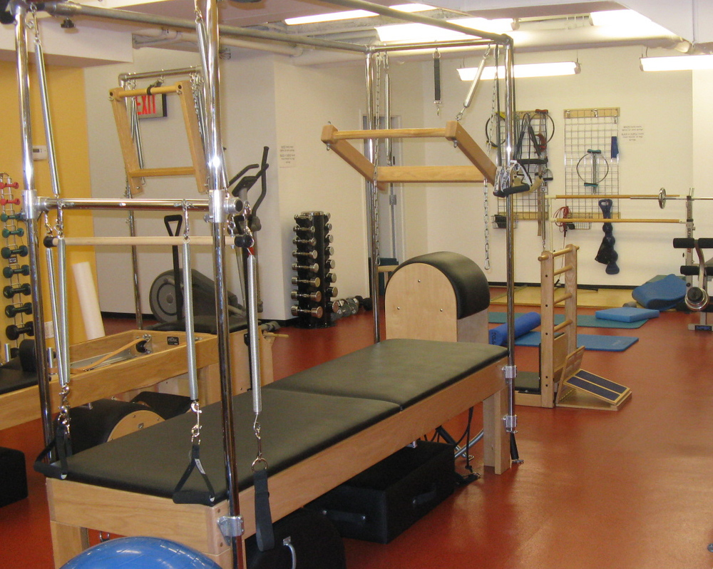Nathaniel Lee Pilates Studio                                                                                     at the Mark Morris Dance Center/Wellness Center, Brooklyn