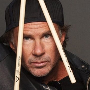 CHAD SMITH - DRUMMER