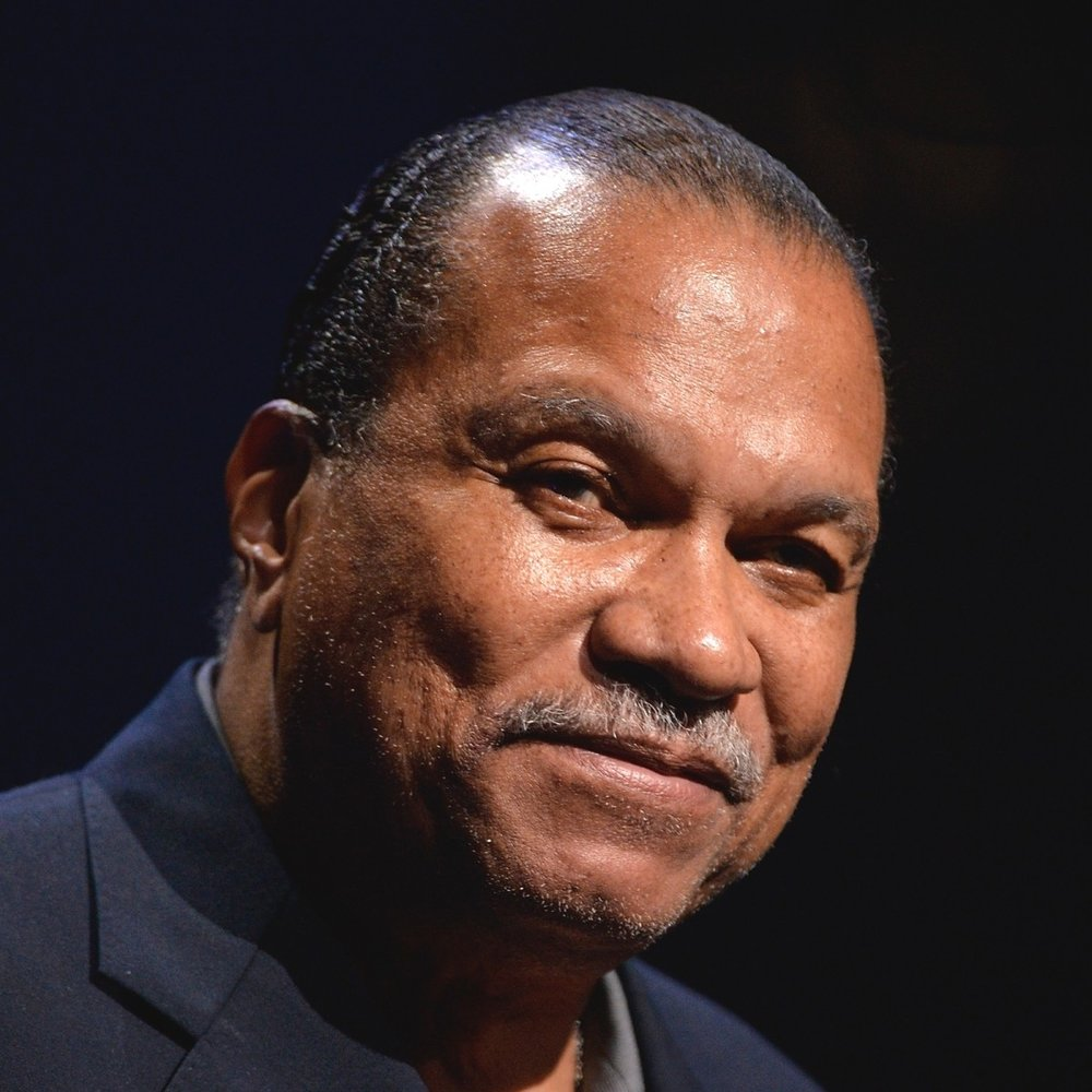 BILLY DEE WILLIAMS - ACTOR, ARTIST, SINGER, WRITER