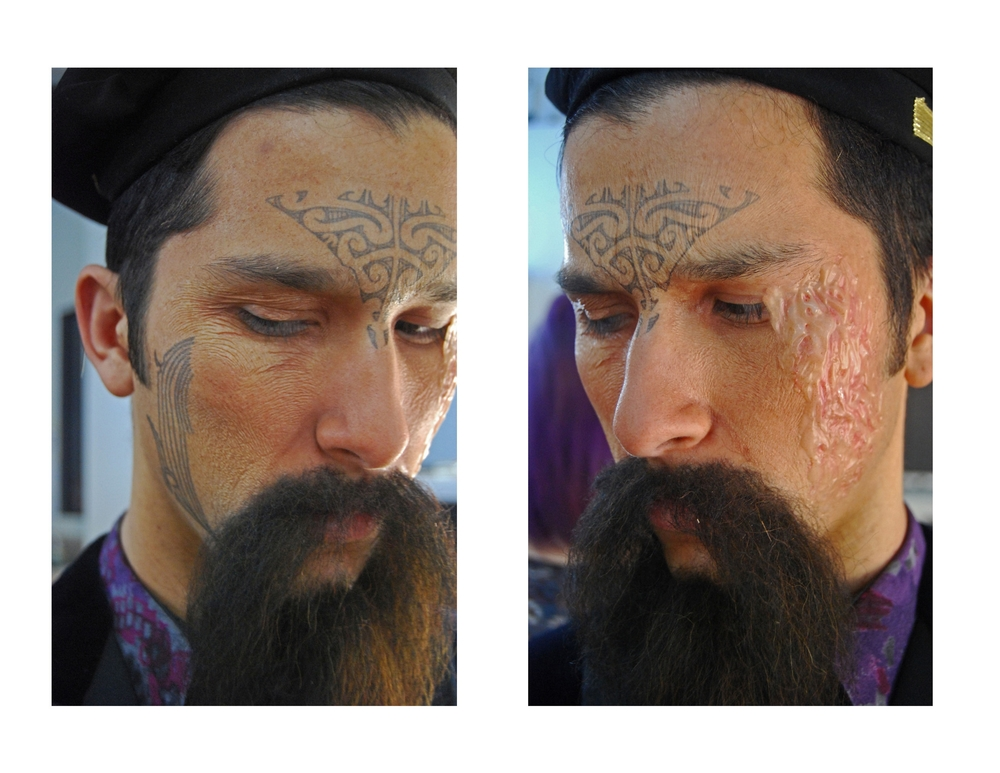 Out of Kit Character Makeup (Mystic)