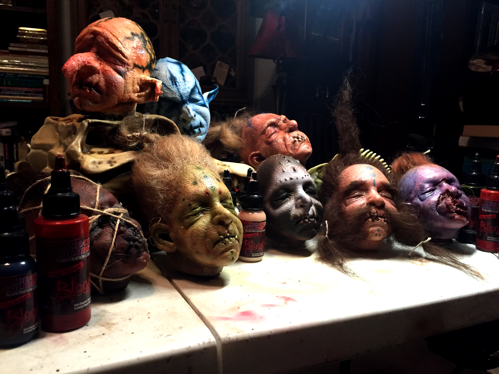 Heads Collection