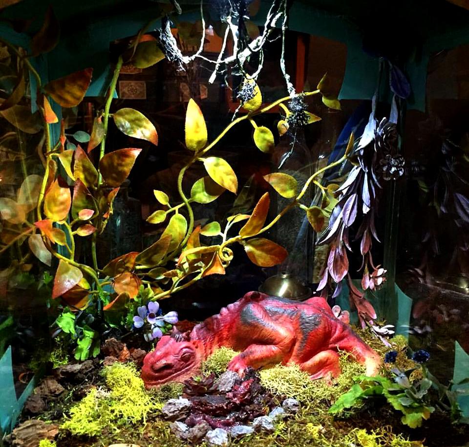 Sleeping Dragon (Fire3)