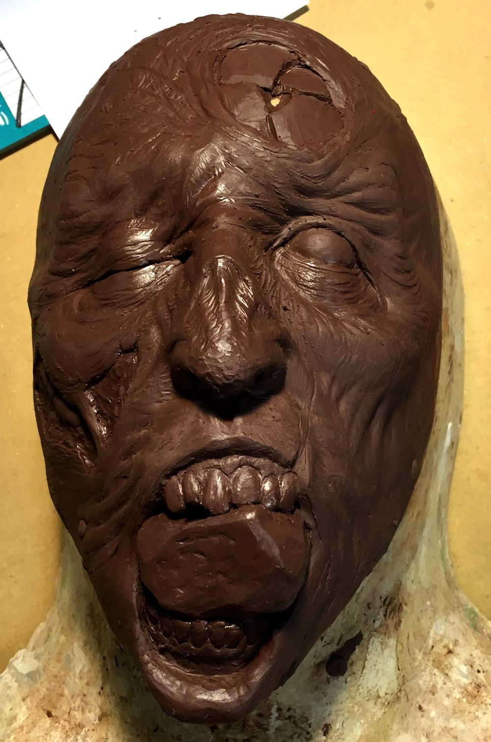 Cheekbone Re-work