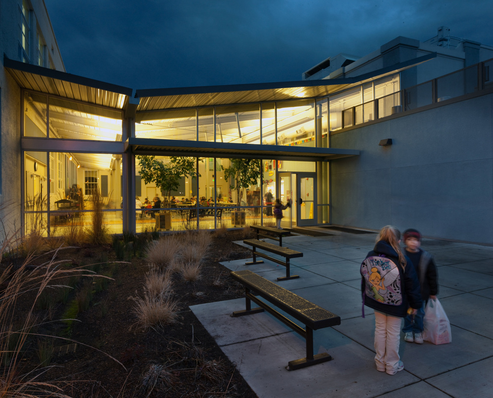 Washington Elementary School Renovation, Medford, OR  Opsis Architecture