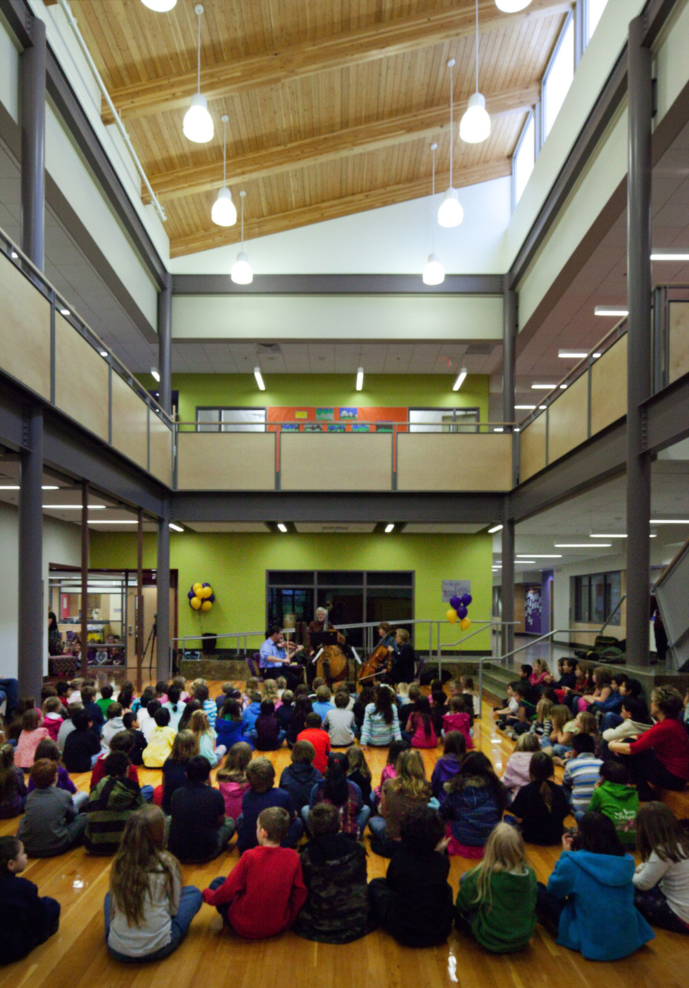 Roosevelt Elementary School in Medford, OR  Opsis Architecture
