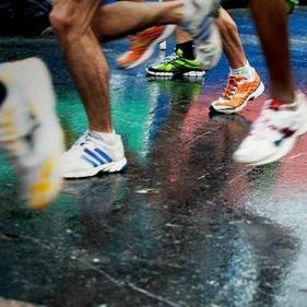 Beobia, annual running marathon