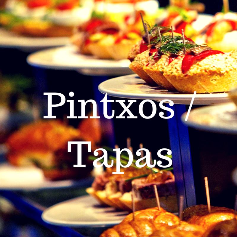 Pintxos/Tapas Tours