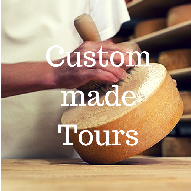 Ask about our Custom made Tours