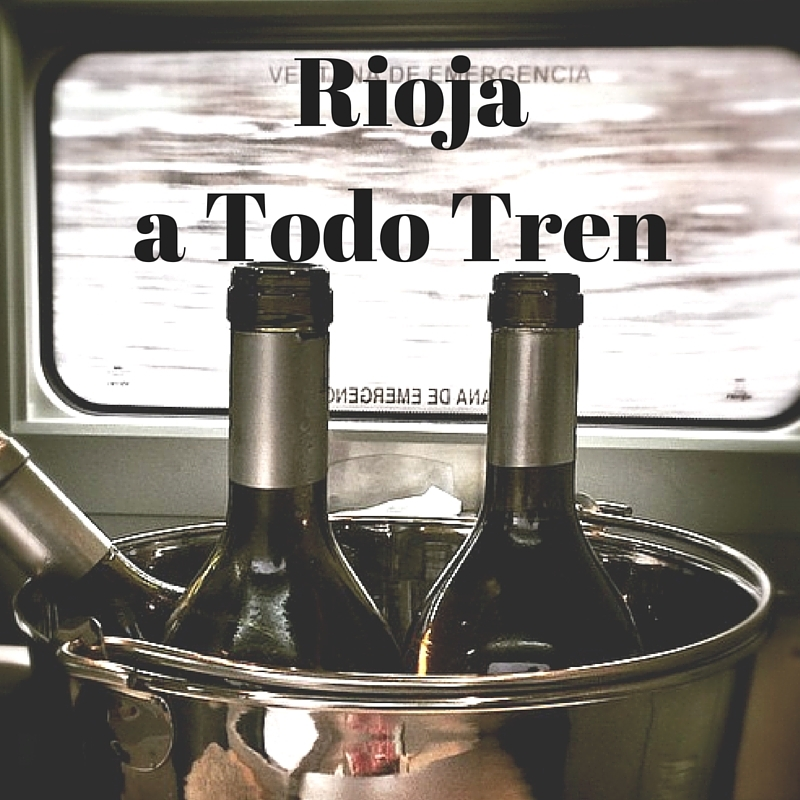 Rioja Wine Train