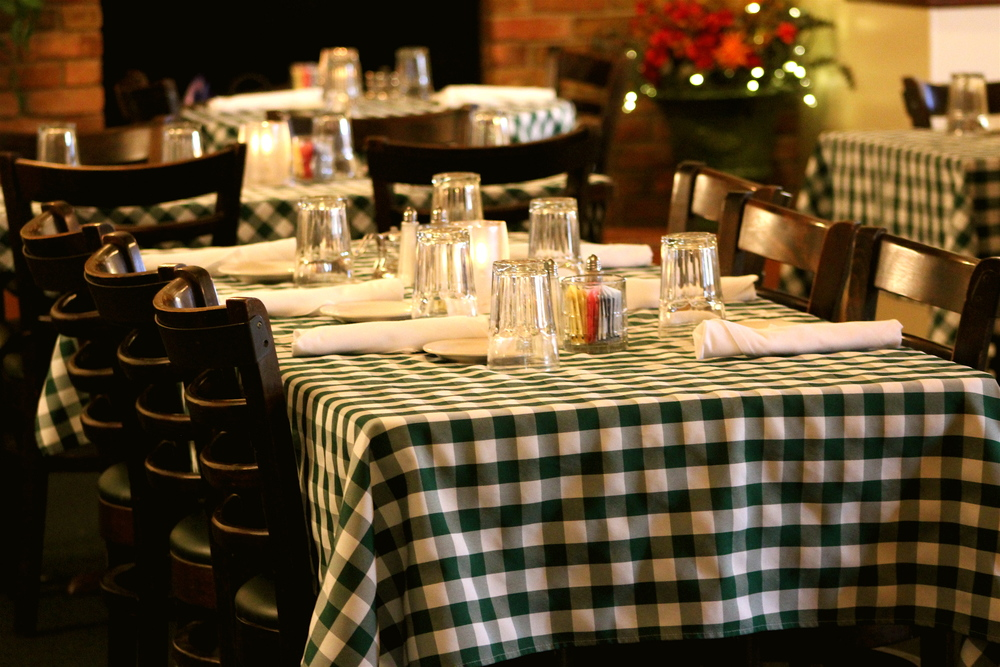 Main dinning room.