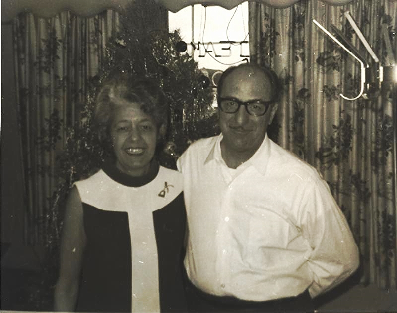 Ann & Tony