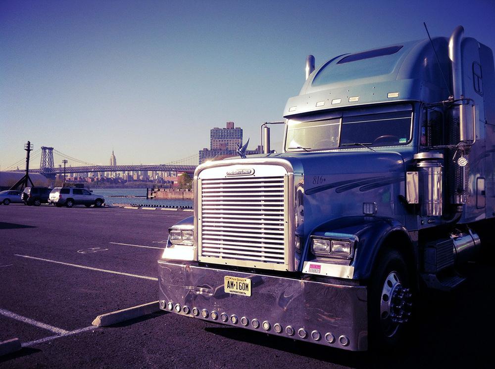 Freightliner x Navy Yard