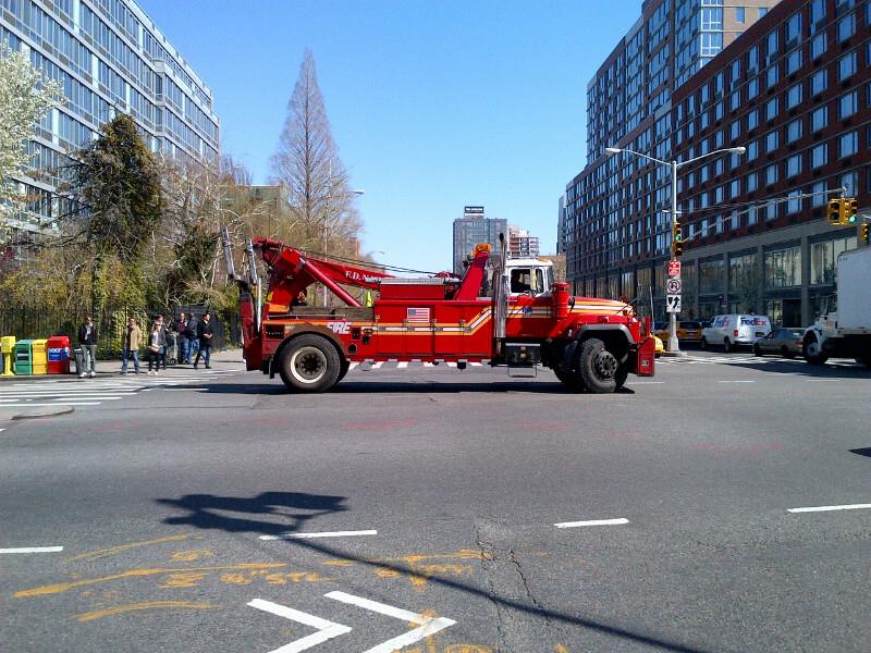 FDNY X Mack Truck