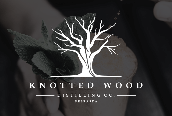 KNOTTED WOOD | Logo Design