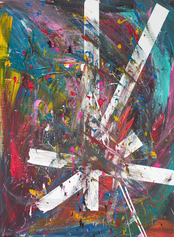#8 / 60x80 on canvas