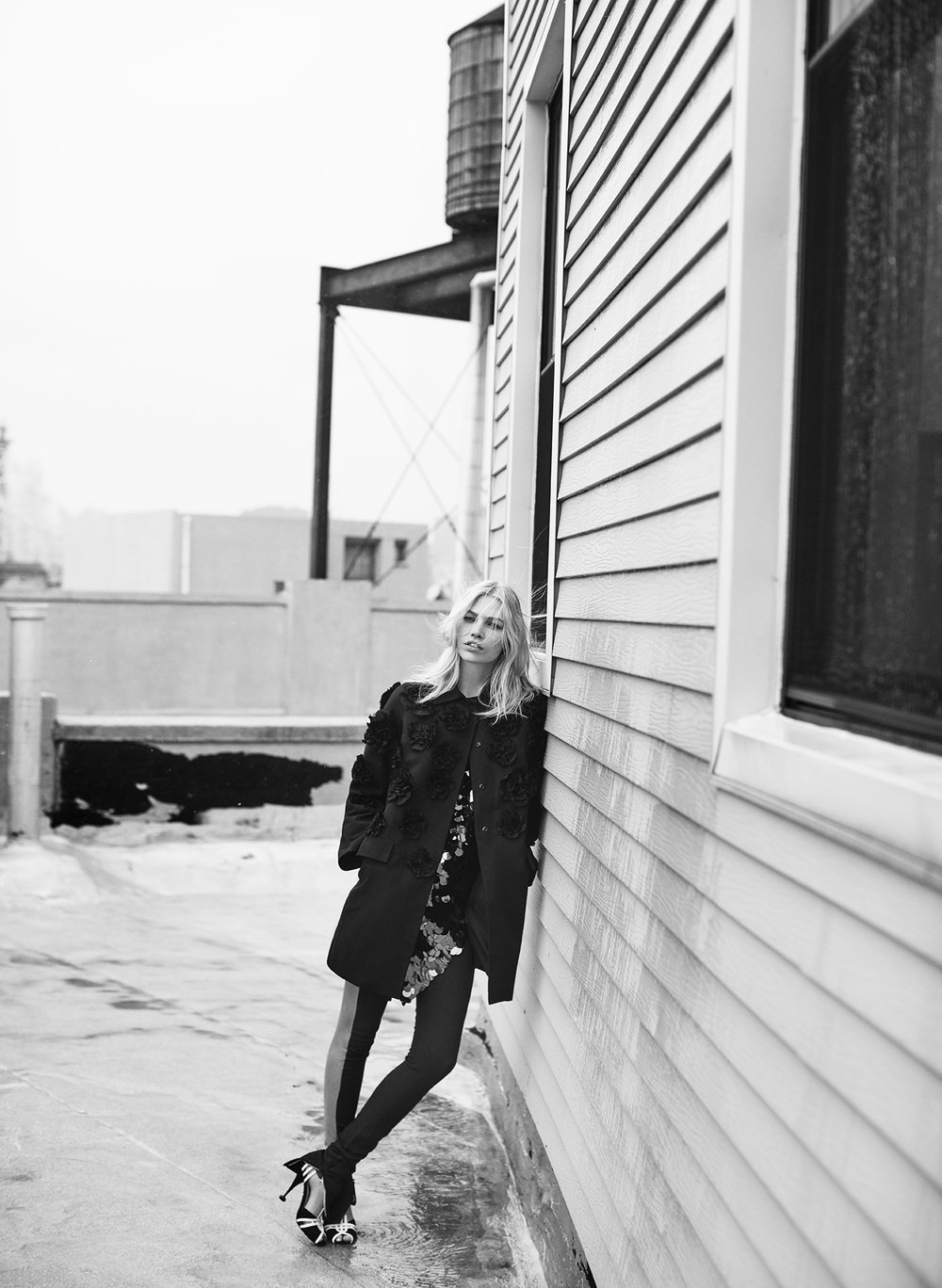 Vogue UA - Aline