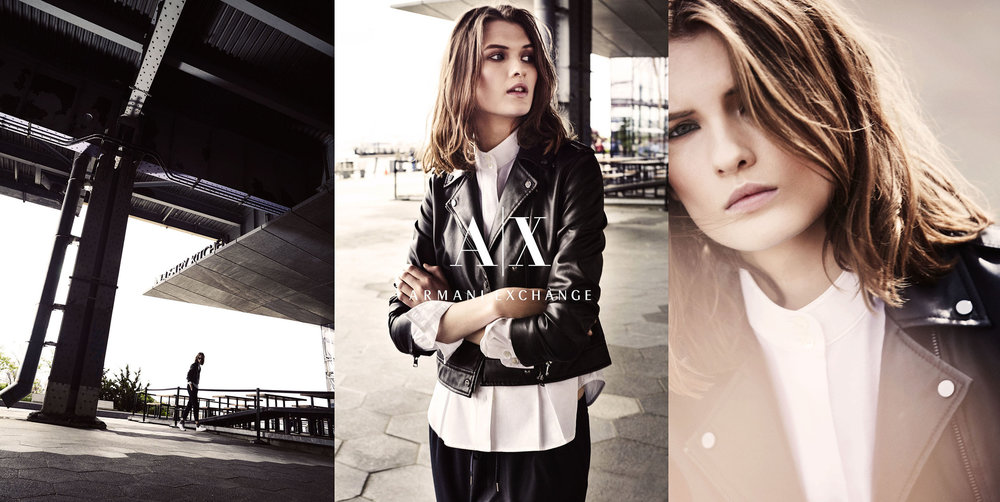 Armani Exchange FW 2015