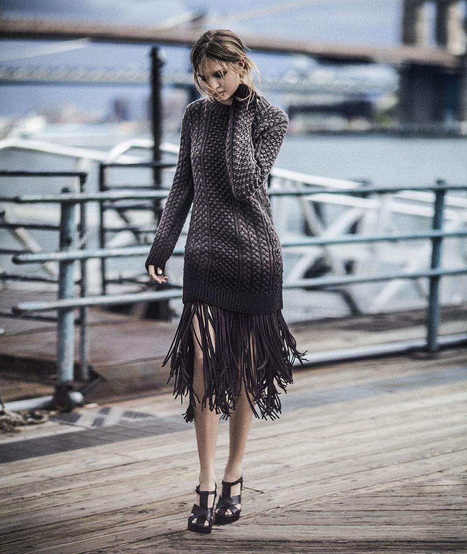 Harper's Bazaar - Josephine