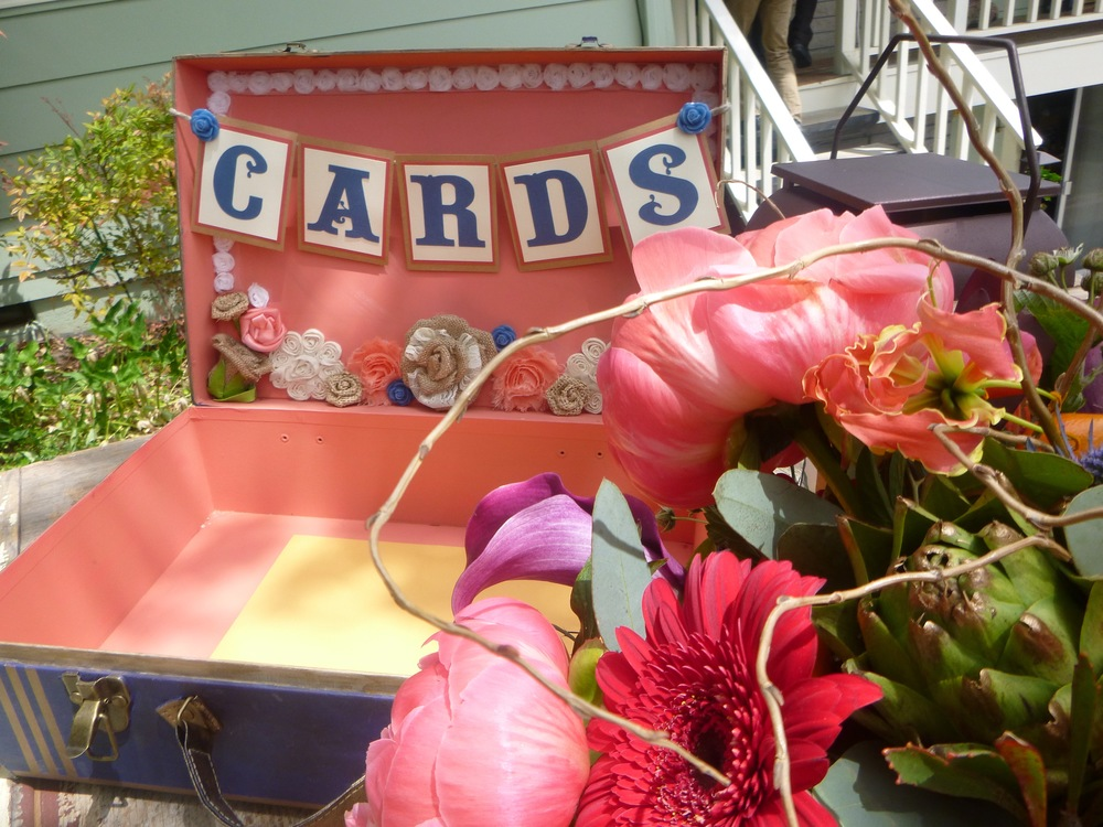 Cards Box Suitcase