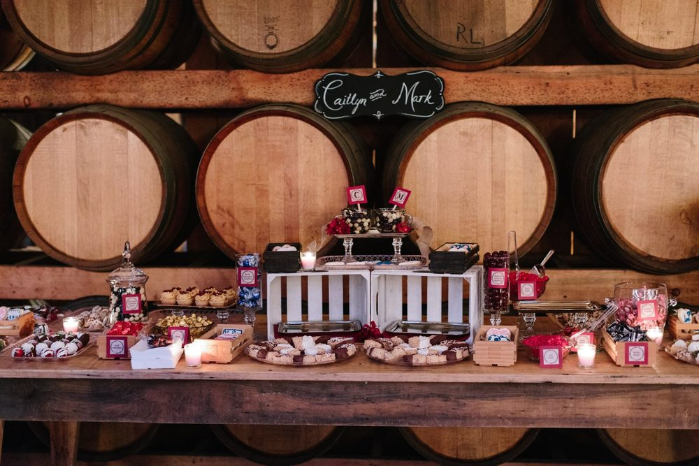 Candy Bar & Sweets Table Styling