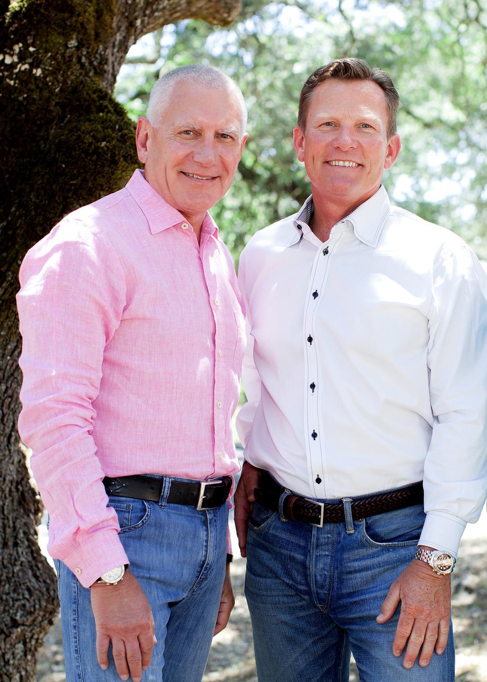 Paul & Jeff