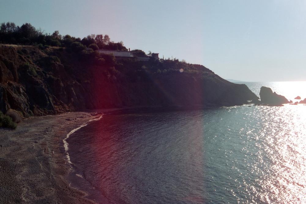 paradise beach [analog]