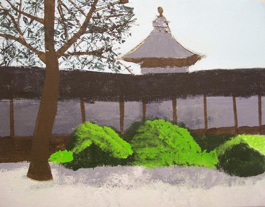 Linda - Japanese Garden