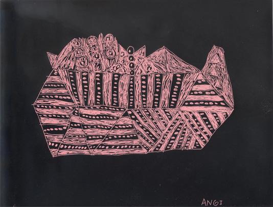 Angi - Imagination in Pink