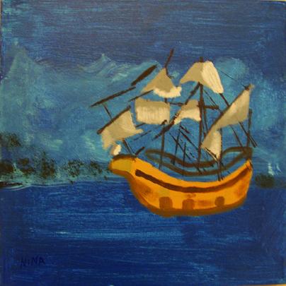 Nina - Land Ahoy