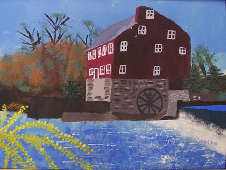 Nathan - New England Mill