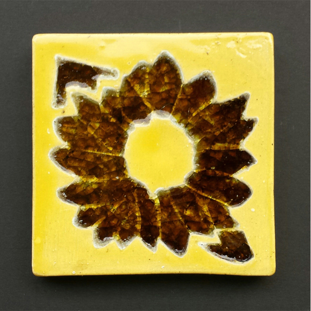 Sunflower Coaster - more colors available